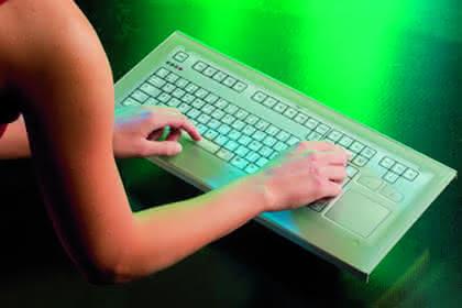 Tastatur: Für eine breite Anwendung geeignet