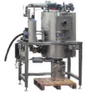 Lösemittel-Destillationsanlage: Whisky und Edelbrände