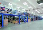 Lagertechnik: Jeder Quadratmeter