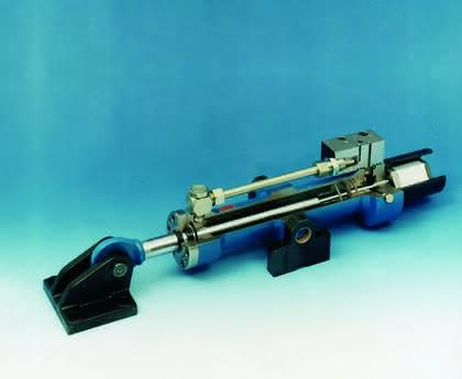 Hydraulik + Pneumatik: Eine optimale Kombination