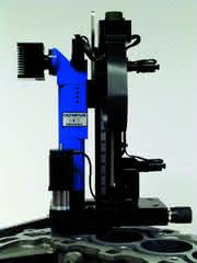 Zylinder Inspektionssystem: Optische Prüfung von Zylinderbuchsen