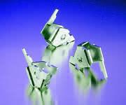 Kleinteile im MIM-Verfahren: Kleine, filigrane Stahlteile