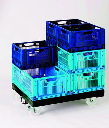 Transportverpackungssystem: Neue Transportverpackungen