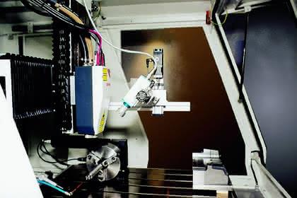 Laserstrahlschweißen und -härten: Das Härten von Bauteilen und Werkzeugen
