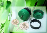 Kunststoffe für Elektromotoren: Laute Geräusche in Gebäuden
