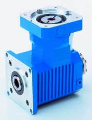 Servo-Hohlwellengetriebe: Winkelgetriebe für höchste Drehzahlen