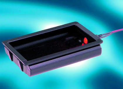 Beleuchteter Schalengriff: Sicherer Zugriff durch LED