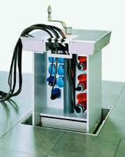 Instandhaltung: Energie vor Ort bereit gestellt