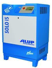 Schraubenkompressoren: Klein, kompakt und leise
