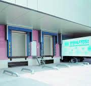 Instandhaltung: Tore sind Logistik-Schnittstellen