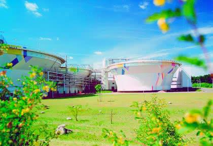Pumpwerke für Industrieabwässer: Pumpwerk im Chemiepark