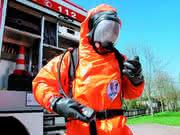 Vollschutzanzüge: Schutz vor Chemiekalien und Radioaktivität