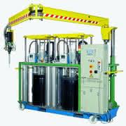 Mehrkomponenten-Mischanlagen: Kunststoffe mischen im Formenbau
