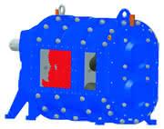 Drehkolbenpumpen: Elastomer-beschichtete Drehkolbenpumpen
