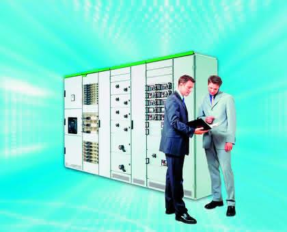 Modulare Schaltanlagen: Energie- und Motorverteiler bis 6300 Ampere
