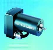 DC-Servomotor: Integrierter Motion Controller