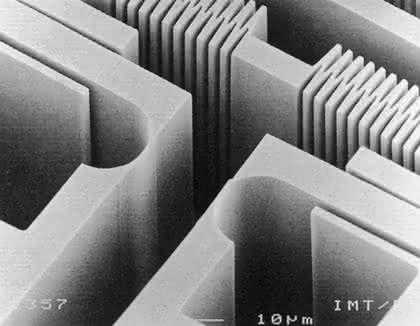 Mikrosystemtechnik: Gleich zehn Institute