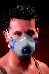 Schweißermaske: Böse Zinkoxidrauche