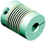 Metallbalgkupplung: Präzise und spielfrei