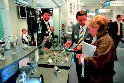 Forum Maschinenbau: Kommunikation     als  Messekonzept