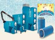 Hydraulik + Pneumatik: Staubfänger