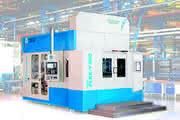 Werkzeugmaschinen: Innovatives Fertigungskonzept erhöht Produktivität
