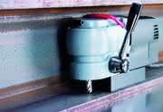 Magnetständerbohrmaschine: Auf engstem Raum bohren