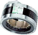 Rundtische und Torque-Motoren: Gekapselt und kreuzrollengelagert
