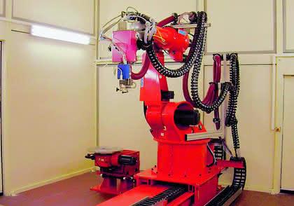 Laserstahlhärten/Laser-Pulverauftragschweißen: Zwei Laser-Verfahren kombiniert