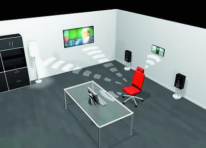 Bürostuhl mit Sensorik: Bürostuhl als Manager