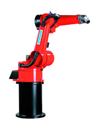Industrieroboter: Leistungsstarke Roboter