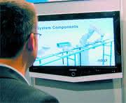 3D-Simulationen: Roboter-Anwendungen animieren