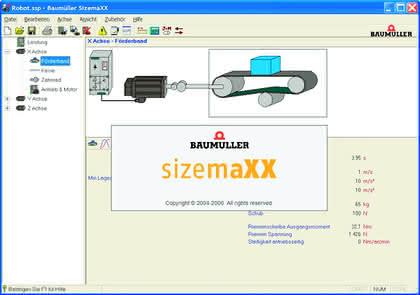 Software: Antriebsgruppen konfigurieren
