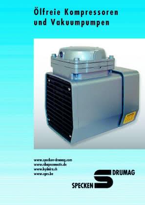 Zulieferer: Ölfreie Kompressoren und Vakuumpumpen