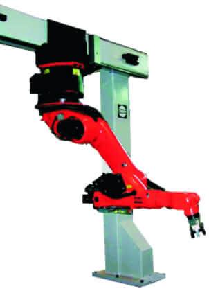 Handhabungstechnik: Roboter in Linearportalen