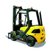 Stapler: Eine neue Dieselstapler-Baureihe