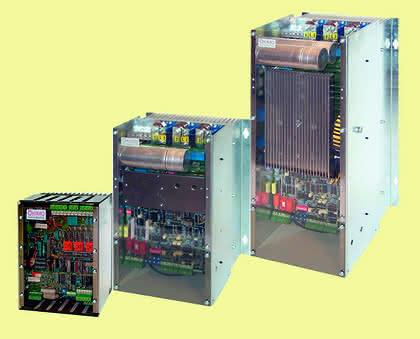 Frequenzumrichter: Rückspeisefähig ohne Zusatzkomponenten