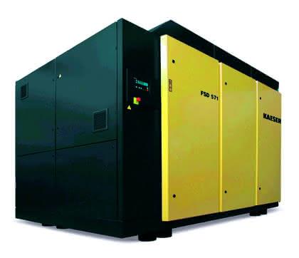 Kompressoren: Vorteile der Luftkühlung