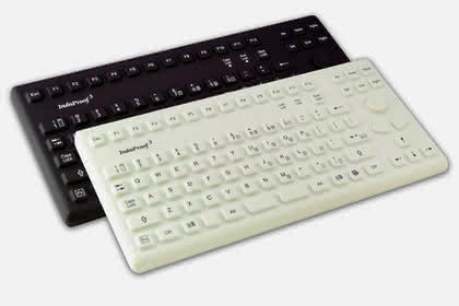 Tastatur: Vollkommen dicht