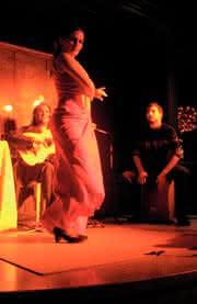 KI + Datenanalyse: Feuriger  Flamenco  und coole Technik