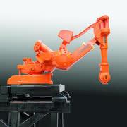 Roboter: Auf engstem Raum arbeiten