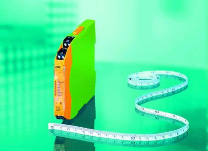 Sicherheitsschaltgeräte: Maximale Funktion in minimaler Baubreite