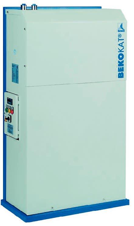 Druckluftaufbereitung: Nur 0,003 mg/m³ Restölgehalt