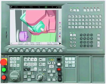 CNC-Steuerung mit Kollisions-Vermeidungssystem: Mechatronischer Innovator
