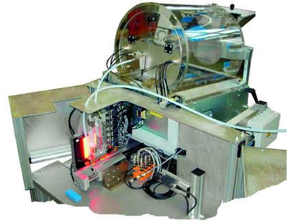 Industrieroboter: Auf Sortieren und Zuführen spezialisiert