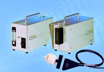 Aerosolgenerator: Stabiles Prüfaerosol
