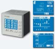 Temperaturregler: Mit LCD-Display und Schreiberfunktion