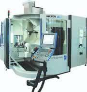 Bearbeitungszentrum: Preiswerte 5-Seiten-Lösung  für automatisierte Produktion