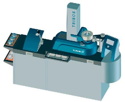 Werkzeugvoreinstellgerät: Voreinstellgerät mit  integriertem Tribos Spannsystem