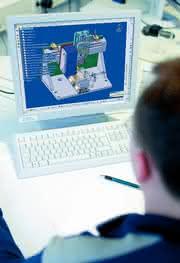 Ingenieur-Dienstleistungen: Aller Anfang  ist Automatisierung